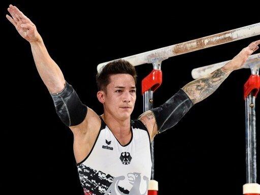 Marcel Nguyen sichert sich Mehrkampf-Titel in Leipzig