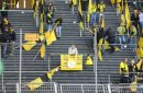 Viele Fans boykottieren das Montagsspiel des BVB