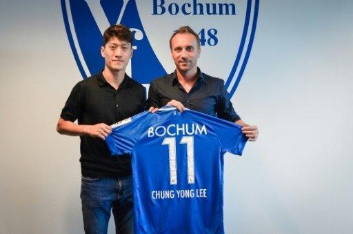 Der VfL Bochum hat Chung Yong Lee verpflichtet