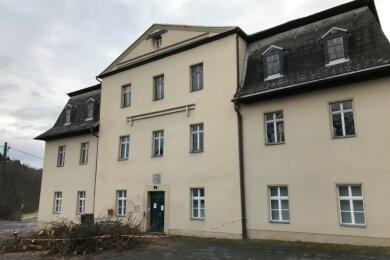 Das fast 300 Jahre alte Rittergut in Bösenbrunn.