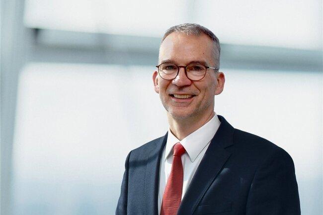 Der neue Geschäftsführer der Klinikum Chemnitz gGmbH, Dr. Thomas Jendges, hat sein Amt angetreten.