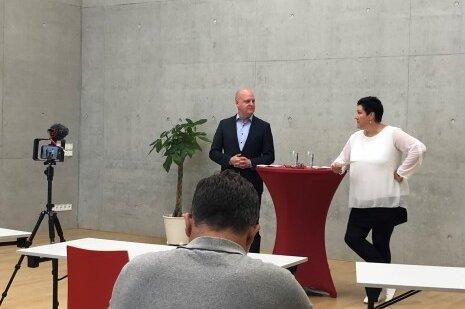 Sachsen-SPD: Die ersten Bewerber um die Doppelspitze