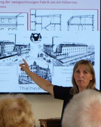 Katja Kircheis hat die Entwicklung des Hanisch-Ensembles dokumentiert.