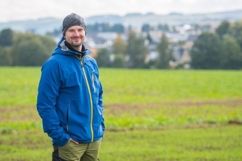 Sven Kümmeritz ist der neue Wanderwegewart von Neukirchen. Um das Ehrenamt hatten sich insgesamt fünf Interessenten beworben. Die Wahl fiel letztlich auf den Polizeibeamten.
