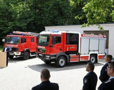 Die Feuerwehr in Hohenstein-Ernstthal wächst.