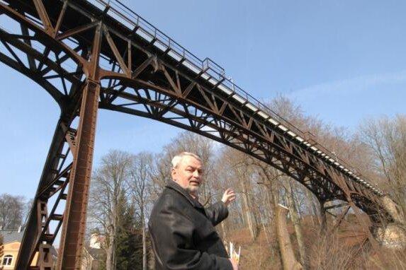 Stadt erhält Geld für Viadukt-Sanierung