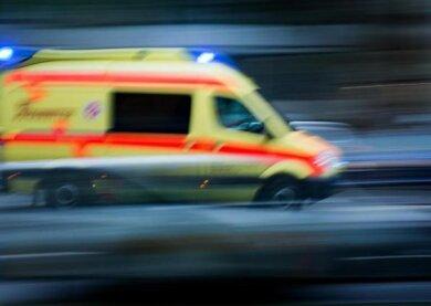 Ein betrunkener Škodafahrer ist bei einem Unfall auf der S 289 bei Werdau Freitagnacht schwer verletzt worden.