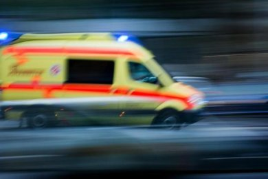 Ein schwerer Unfall hat sich am Montagvormittag auf der B 101 in Oberscheibe ereignet.