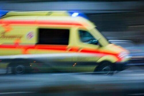 Biker stirbt bei Unfall in Mittelsachsen