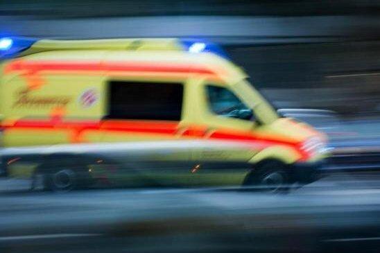 Fußgängerin stirbt in Zwönitz