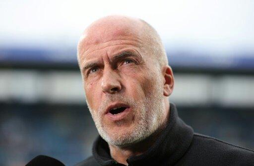 FCK-Coach Frontzeck holt mit seinem Team nur einen Punkt