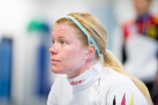 Annika Schleu landete beim EM-Auftakt auf Rang vier