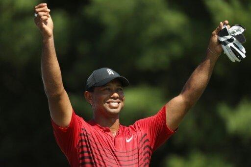 Tiger Woods nimmt zum achten Mal beim Ryder Cup teil