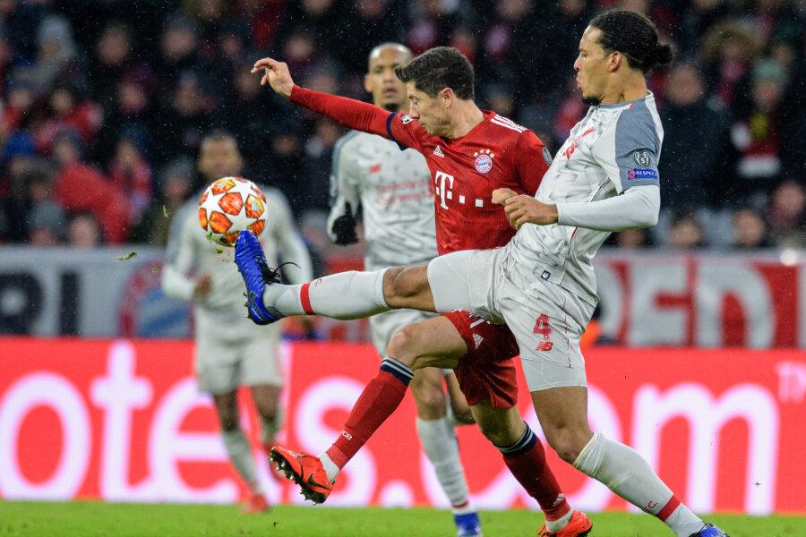 FC Bayern München scheidet aus Champions League aus