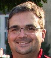 Martin Schmidt - Handballtrainer derHSG Sachsenring