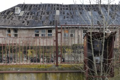 Das ehemalige LPG-Gelände in Mulda verfällt zusehens. Welche Vorschläge haben die beiden Bürgermeisterkandidaten Martin Grajetzky (CDU) und Michael Wiezorek (parteilos) für dieses Areal?