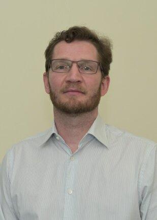 Marcel Koch - Geschäftsführer der drei landkreiseigenen Krankenhausgesellschaften
