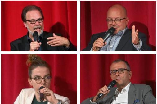 So lief das Wahlforum: Sechs Bewerber, Chemnitz und die Welt