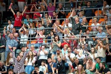 Selbst wenn der HC Einheit Plauen mit einem Heimsieg gegen Oebisfelde in die Zwangspause geht, wird es auf der Tribüne keine Jubelstürme geben. Nur 100 Zuschauer dürfen in die Einheit-Arena.