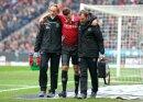 Hannovers Anton muss gegen Leipzig verletzt vom Platz