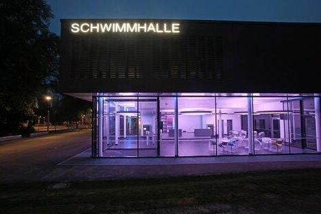 Warum hat die Schwimmhalle in Zwickau derzeit nicht auf?
