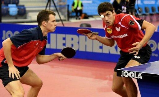 Franziska (r.) und Groth stehen im EM-Halbfinale