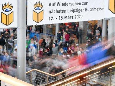 Die Leipziger Buchmesse findet nicht statt.