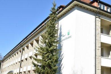 Dem Seniorenheim Vogtland-Residenz in Bad Brambach droht die Schließung.