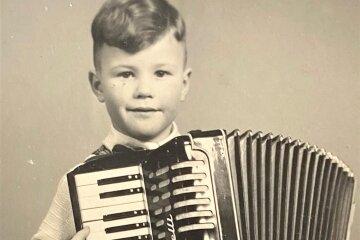 Bernd Zabel in jungen Jahren.