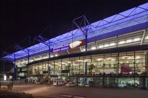 Die Arena in Duisburg wird Drittliga-Stadion des KFC