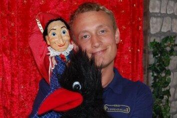 Der Puppenpalast kommt am Mittwoch nach Mulda.