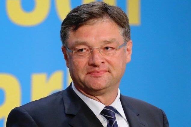 Holger Zastrow - FDP-Landeschef