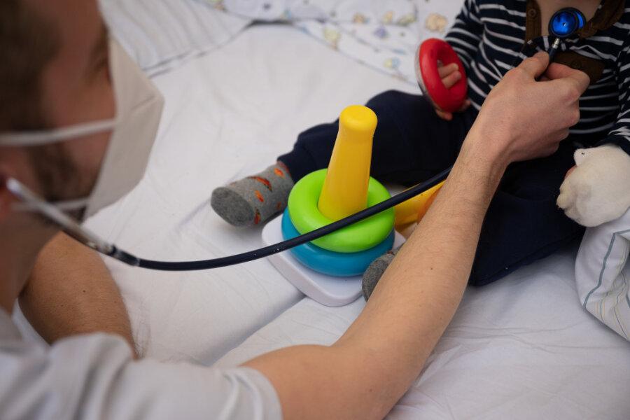 Saxo-Child wird Zentrum für Gesundheit