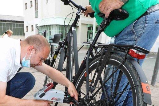 Gefragte Ziffern für Zweiräder