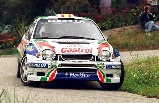Toyota möchte an erfolgreichen Rallye-Zeiten anknüpfen