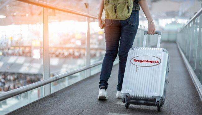 Noch ist den meisten Erzgebirgern das Reisen verwehrt. Doch wenn es wieder unbeschwert in die weite Welt gehen kann, dann ist garantiert auch die heimische Mundart mit im Gepäck, wenn es heißt: Nischt wie naus!