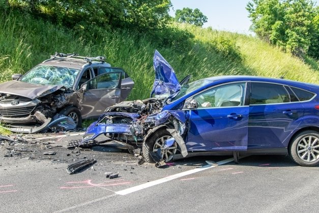 Am 17. Juni ereignete sich bei Zwönitz ein schwerer Unfall.