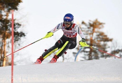 Mikaela Shiffrin siegt im ersten Slalom der Saison