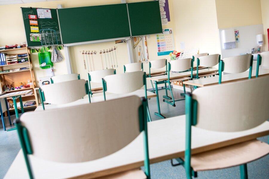 Mehr als 500 Schüler im Erzgebirgskreis in Quarantäne