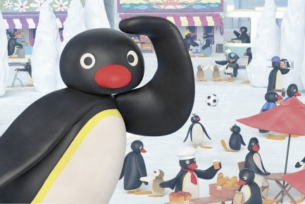 Pingu in der Stadt - Teil 1