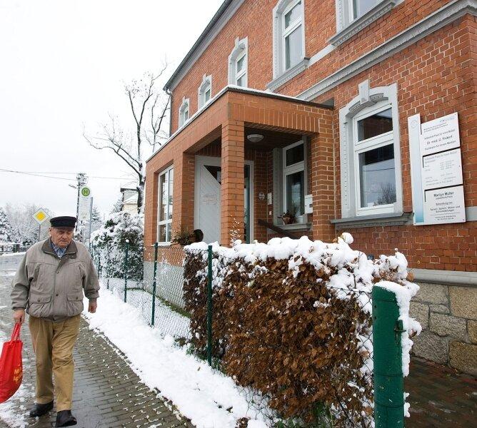 Die internistische Praxis in Theuma ist Anlaufpunkt für Patienten aus dem ganzen Vogtland.