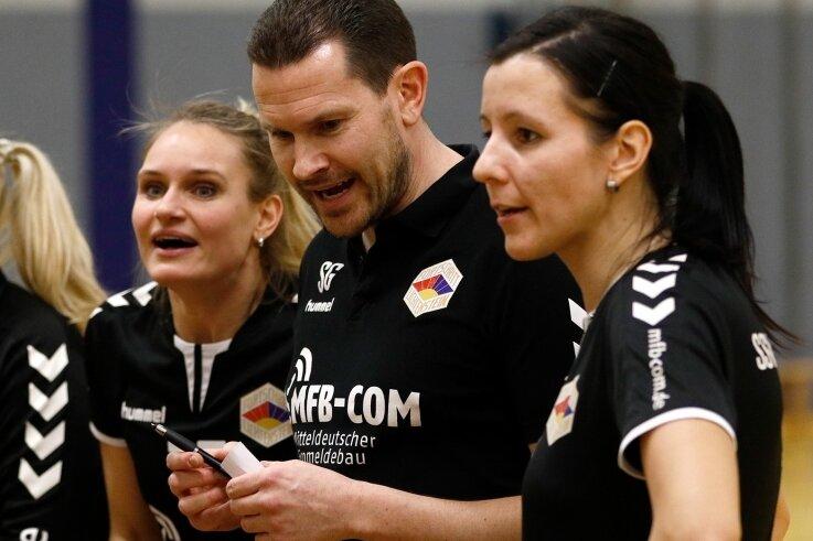 Trainer Sascha Grieshammer startet am Mittwoch mit den Fortschritt-Damen in die Vorbereitung für die Regionalliga-Saison.