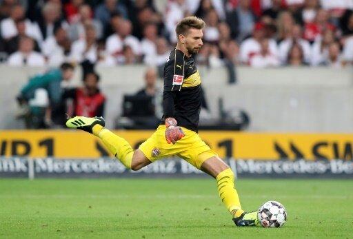 Zieler leistete sich im Spiel gegen Bremen einen Patzer