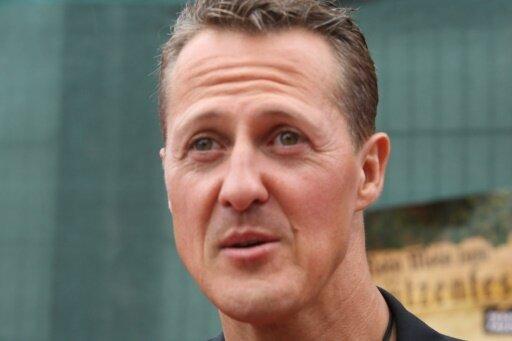 Rennfahrer senden weitere Genesungswünsche an Schumacher