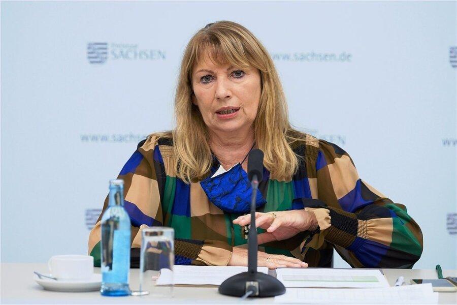 Petra Köpping - Sachsens Sozialministerin