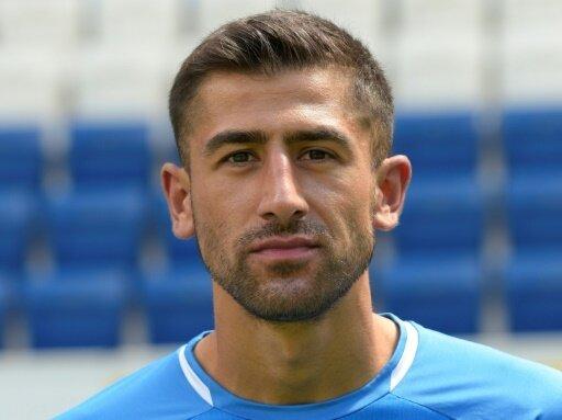 Kerem Demirbay traf zum 1:0 für die Kraichgauer