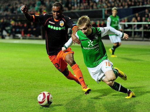 Trotz überragender Leistung mit Werder ausgeschieden: Marko Marin