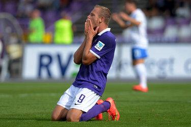 Aue verliert 1:5 gegen Bochum