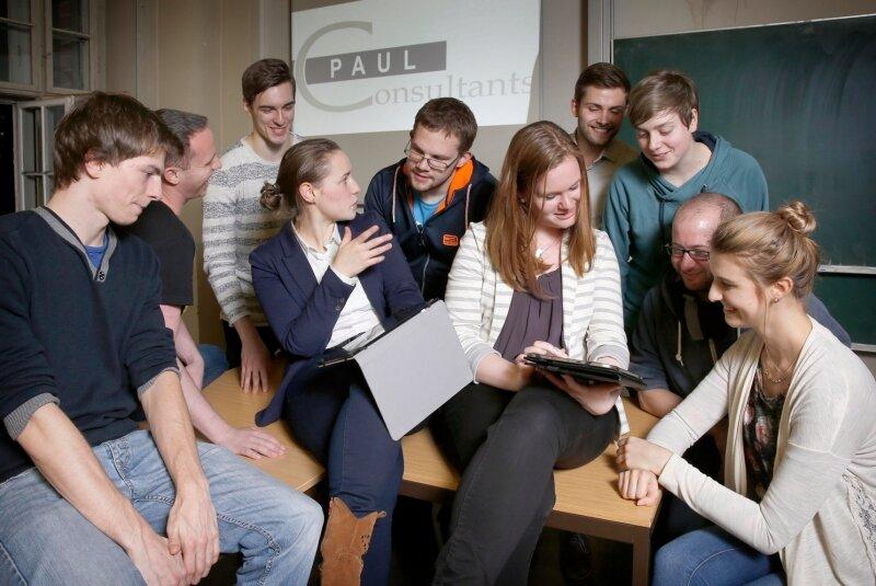 Studentische Berater an der TU Dresden