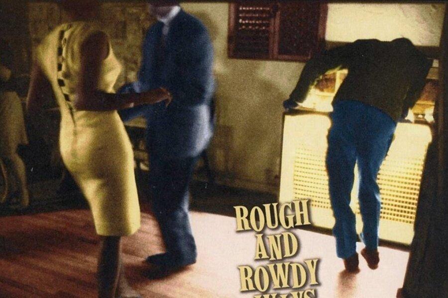 "Platz 3: Bob Dylan -  ""Rough and Rowdy Ways"""